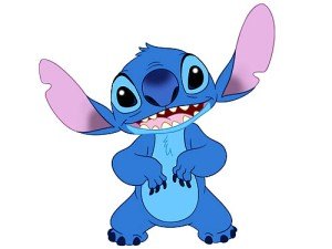 Much like Stitch, he LOOKS harmless....