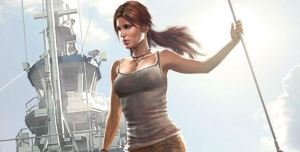 TOMB RAIDER! Now with 30% less chest.