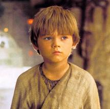 Ahem...although poor Jake Lloyd, he gets beat up on a lot.