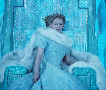 like, White Witch cold.