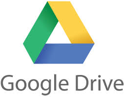Or Google Drive. Or whatever it is now I DON'T LIKE CHANGE GOOGLE!