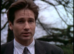 I should have just listened to Mulder.