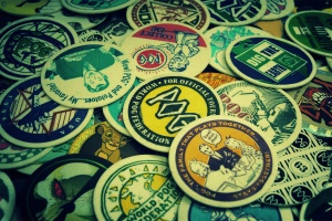 About as much as pogs did after 1995.