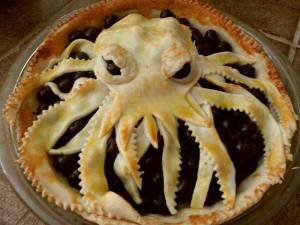 Perhaps THIS pie will take revenge! It's AWESOME!