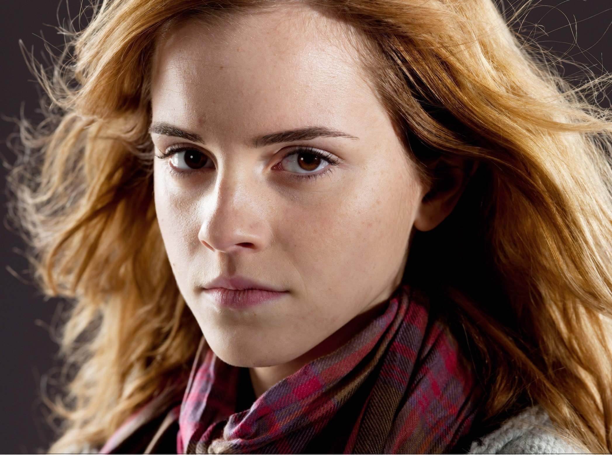 Hermione Hair Thoughts From The Test Chamber